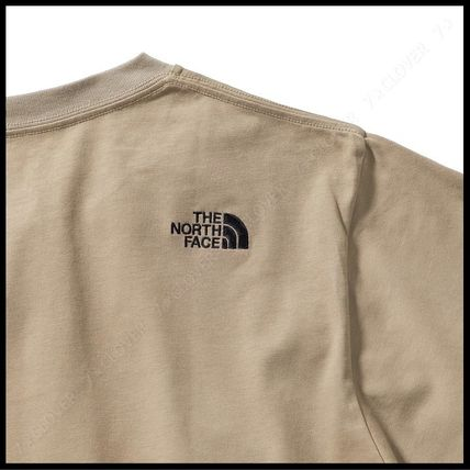 THE NORTH FACE Tシャツ・カットソー 国内発送・正規品★THE NORTH FACE★MEN'S LOGO POCKET T-SHIRT(5)