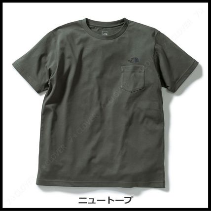 THE NORTH FACE Tシャツ・カットソー 国内発送・正規品★THE NORTH FACE★MEN'S LOGO POCKET T-SHIRT(6)