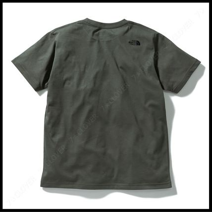THE NORTH FACE Tシャツ・カットソー 国内発送・正規品★THE NORTH FACE★MEN'S LOGO POCKET T-SHIRT(7)
