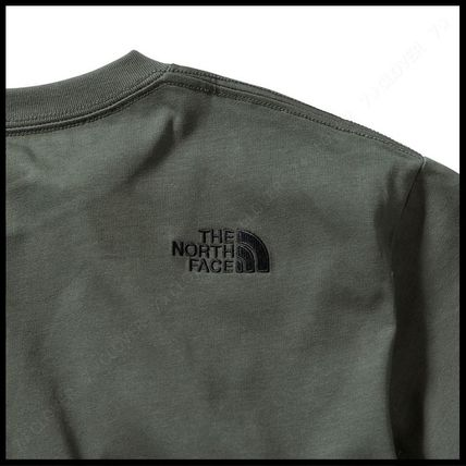 THE NORTH FACE Tシャツ・カットソー 国内発送・正規品★THE NORTH FACE★MEN'S LOGO POCKET T-SHIRT(9)