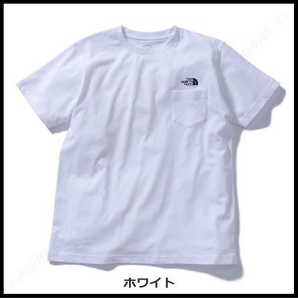 THE NORTH FACE Tシャツ・カットソー 国内発送・正規品★THE NORTH FACE★MEN'S LOGO POCKET T-SHIRT(10)