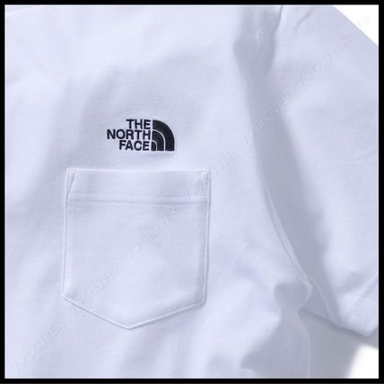 THE NORTH FACE Tシャツ・カットソー 国内発送・正規品★THE NORTH FACE★MEN'S LOGO POCKET T-SHIRT(12)