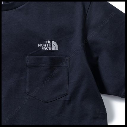 THE NORTH FACE Tシャツ・カットソー 国内発送・正規品★THE NORTH FACE★MEN'S LOGO POCKET T-SHIRT(16)