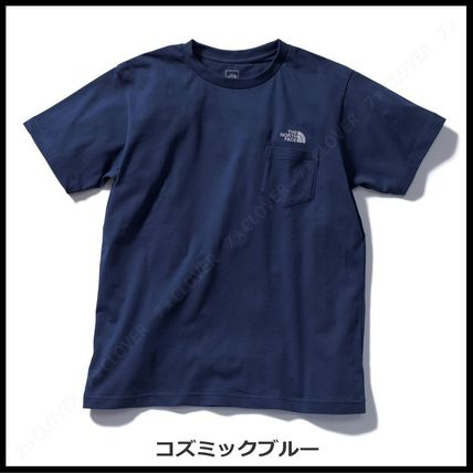 THE NORTH FACE Tシャツ・カットソー 国内発送・正規品★THE NORTH FACE★MEN'S LOGO POCKET T-SHIRT(18)