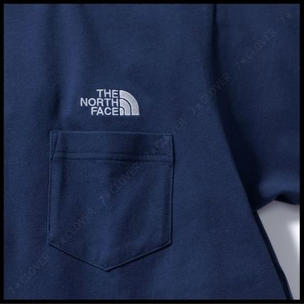 THE NORTH FACE Tシャツ・カットソー 国内発送・正規品★THE NORTH FACE★MEN'S LOGO POCKET T-SHIRT(20)