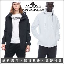 【SALE】MOOSE KNUCKLES♦防水!LEAD RIDER JACKET 2色