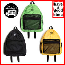 have a good time(ハブアグットタイム) バックパック・リュック have a good time Logo Day Pack MH1530 追跡付