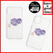 have a good time(ハブアグットタイム) スマホケース・テックアクセサリー have a good time Enjoy Logo iPhone Case MH1531 追跡付