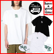 have a good time(ハブアグットタイム) Tシャツ・カットソー have a good time Handstyle Logo SS Tee MH1534 追跡付