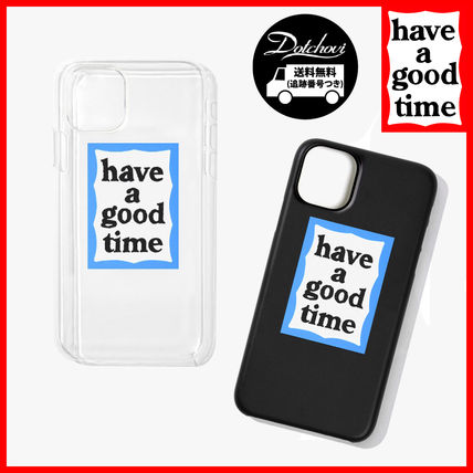 have a good time スマホケース・テックアクセサリー have a good time Blue Frame iPhone Case 11 MH1535 追跡付