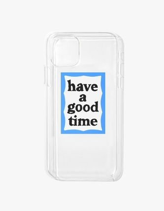 have a good time スマホケース・テックアクセサリー have a good time Blue Frame iPhone Case 11 MH1535 追跡付(2)