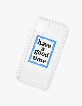 have a good time スマホケース・テックアクセサリー have a good time Blue Frame iPhone Case 11 MH1535 追跡付(3)
