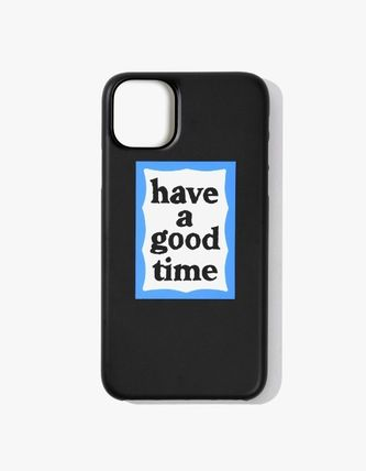 have a good time スマホケース・テックアクセサリー have a good time Blue Frame iPhone Case 11 MH1535 追跡付(4)