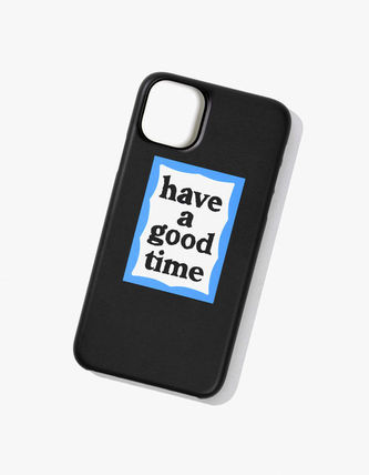 have a good time スマホケース・テックアクセサリー have a good time Blue Frame iPhone Case 11 MH1535 追跡付(5)