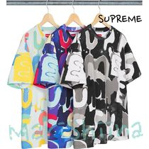 SUPREME Painted Logo S/S Top SS20 Week7