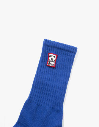 have a good time タイツ・ソックス have a good time Frame Socks MH1546 追跡付(9)