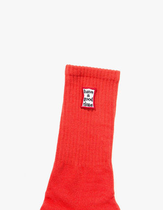 have a good time タイツ・ソックス have a good time Frame Socks MH1546 追跡付(12)
