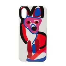 即配★MAISON KITSUNE IPHONE X/Xs CASE ACIDE FOX 残りわずか