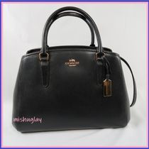 【COACH】希少品!!人気のブラック★SMALL MARGOT CARRYALL★2way
