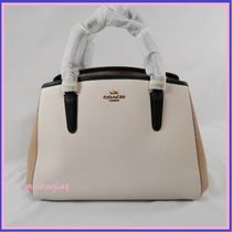 【COACH】希少品!!カラーブロック★SMALL MARGOT CARRYALL★2way
