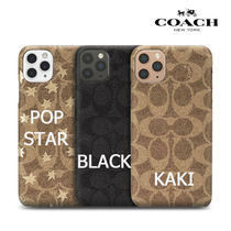 ★COACH ★Apple iPhone 11 PRO MAX★SLIM スマホ ケース