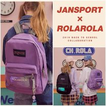 話題のコラボ=ROLAROLA X JANSPORT BACKPACK
