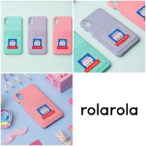 最安値挑戦〜ROLAROLA X FENNEC CARD PHONE CASE〜iphone