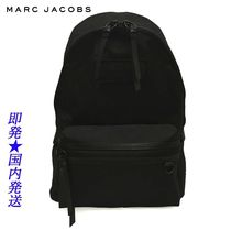 MARC JACOBS M0015772 001 BLACK ラージ バックパック 黒 (新品)