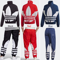 男女兼用☆adidas BIG TREFOIL TRACK JACKET PANTS☆ 上下セット