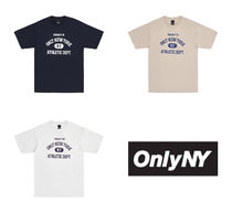 ONLY NY(オンリーニューヨーク) Tシャツ・カットソー 新作★ONLY NY P.E. T-Shirt カレッジ Tシャツ 送料込★