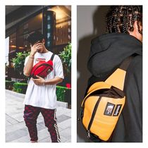 Supreme The North Face Leather Roo II Lumbar Pack