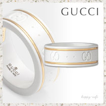 【Gucci】Icon ring in yellow gold アイコンリング