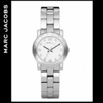 Marc by Marc Jacobs★MINI AMY SILVER  QUARTZ WATCH