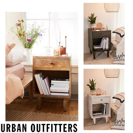 Urban Outfitters 棚・ラック・収納 全3色★ Urban Outfitters  Amelia Nightstand ナイトスタンド
