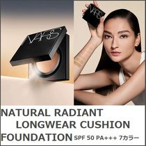 【NARS】NATURAL RADIANT LONGWEAR CUSHION ファンデ 7カラー