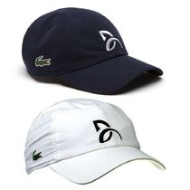 【関税・送料込】LACOSTE Novak Djokovic Edition キャップ