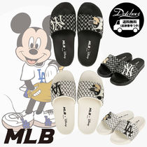 MLB×DISNEY MOUND MICKEY SLIPPER MH1522 追跡付
