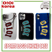 【OiOi 20SS】SPORTS LOGO PHONE CASE Iphone ケース