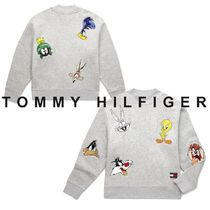 TOMMY JEANS Looney Tunes Sweat 関税なし 国内買付 すぐ届く