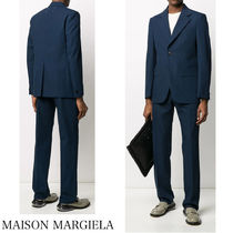 MAISON MARGIELA SINGLE BREASTED TWO-PIECE SUIT