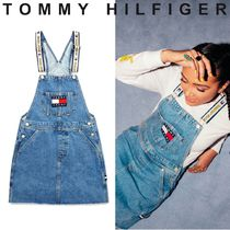 TOMMY JEANS Looney Tunes Dungaree 関税なし 国内買付 すぐ届く