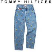 TOMMY JEANS Looney Tunes Denim Pants 国内買付 すぐ届く