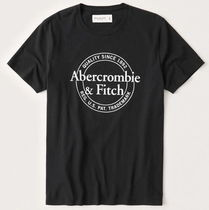 Abercrombie&Fitch Short-Sleeve Logo Tee ロゴ Tシャツ