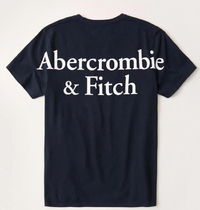 Abercrombie&Fitch Back Graphic Logo Tee バックロゴTシャツ