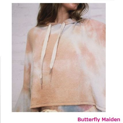 Urban Outfitters ルームウェア・パジャマ :: Urban Outfitters :: タイダイ フリース フーディー(2)