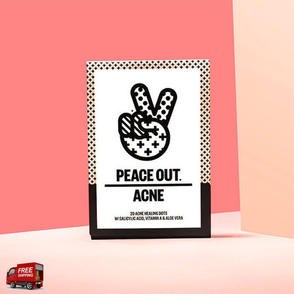 SEPHORA スキンケア・基礎化粧品その他 PEACE OUT☆ニキビケアパッチ☆Acne Healing Dots 20枚入