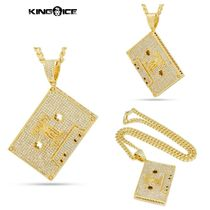 【King Ice】Death Row x King Ice Executive Cassette Necklace
