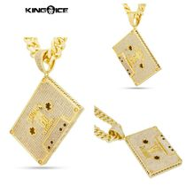 【King Ice】Death Row x King Ice - XL Cassette Necklace
