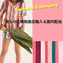 【Desmond & Dempsey】ショートパジャマセット