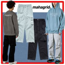 ★★送料・関税込★mahagrid★JUNGLE CARGO PANTS★2色★